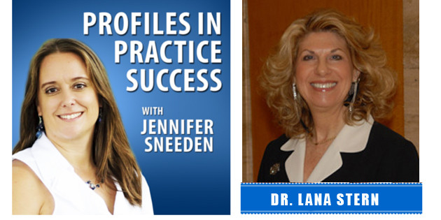 an interview with Dr. Lana Stern
