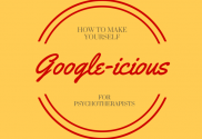 Search Engine Optimization for Psychotherapists
