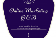 Online Marketing for Psychotherapists